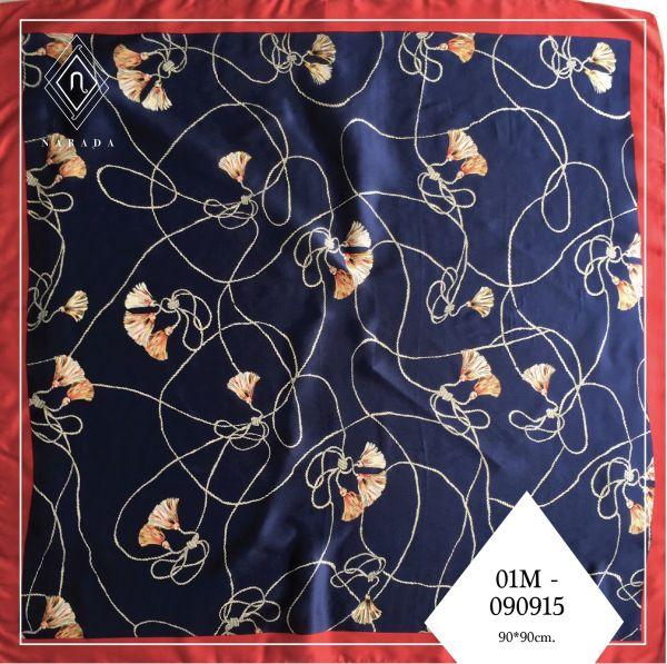 ผ้าพันคอ ขนาด M 01M-090915