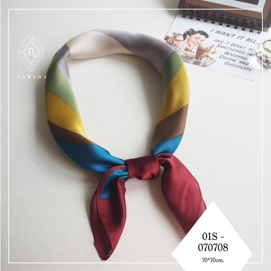 ผ้าพันคอ ผืน S 01S-070708