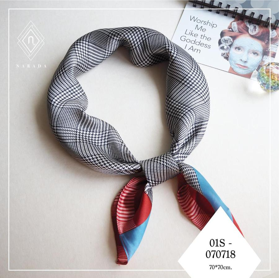 ผ้าพันคอ ผืน S 01S-070718