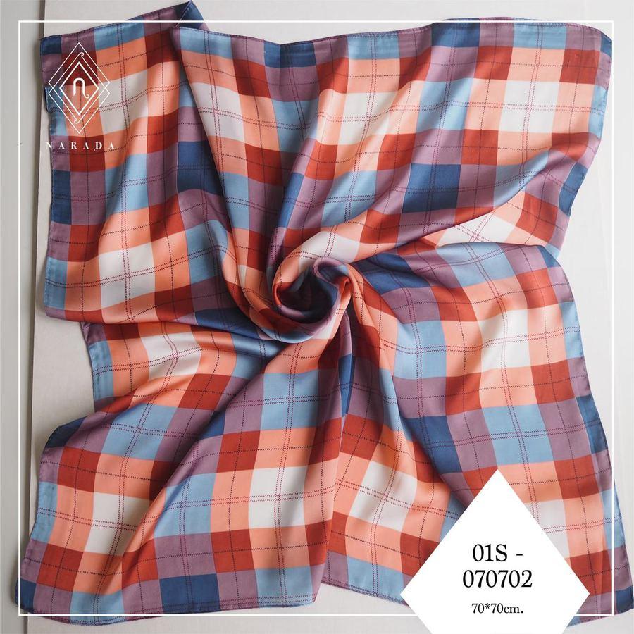 ผ้าพันคอ ผืน S 01S-070702