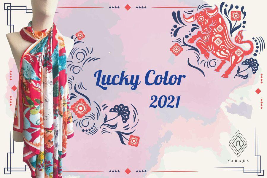 Zodiac 2021 สีมงคล