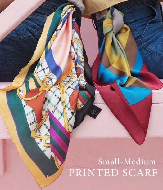 Small and Medium Scarf