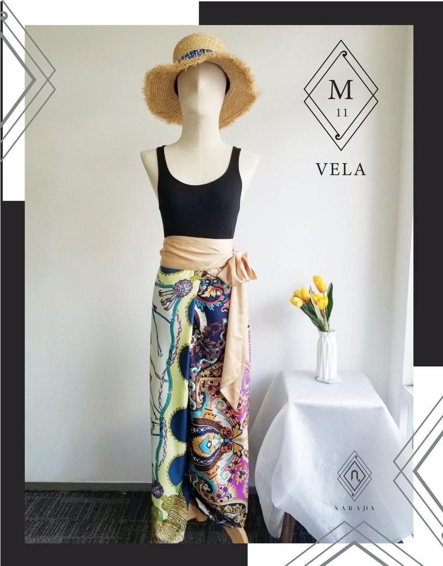 กางเกงผ้า Vela by Narada M11