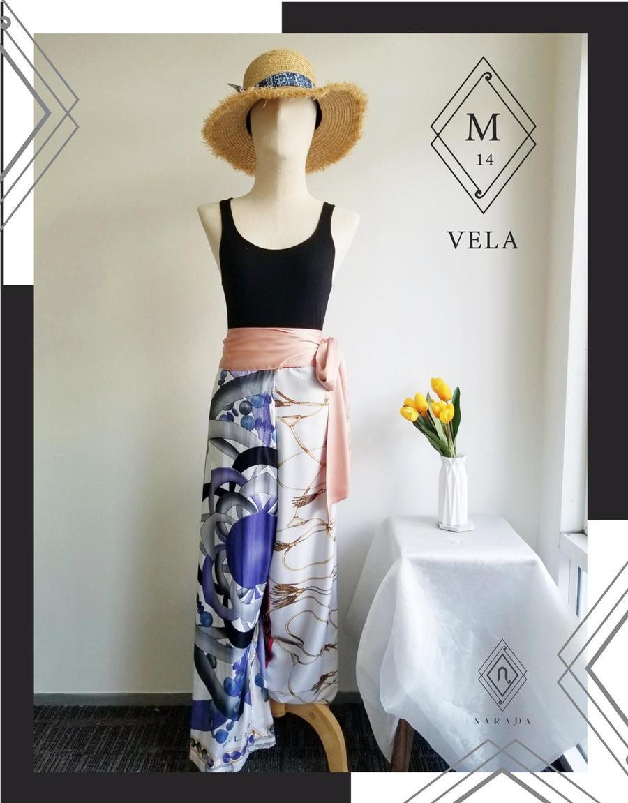 กางเกงผ้า Vela by Narada M14