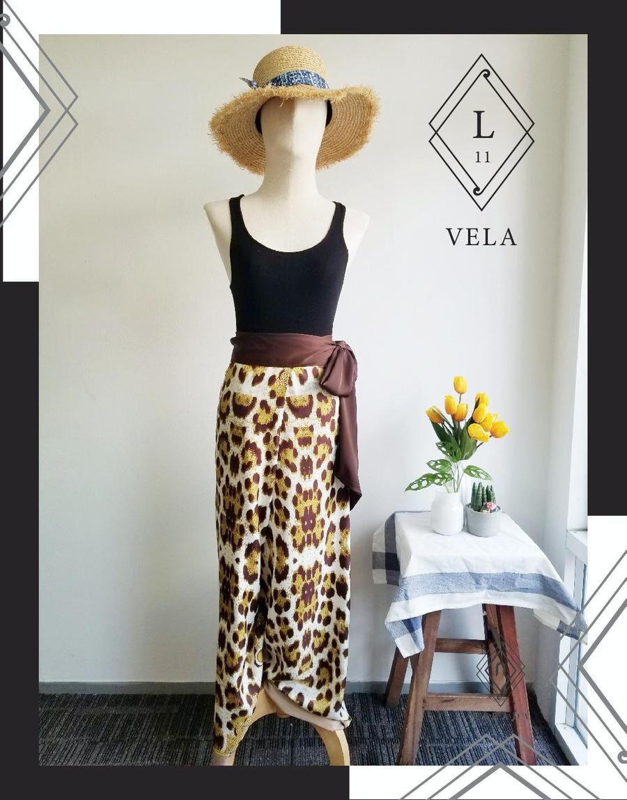 กางเกงผ้า Vela by Narada L11