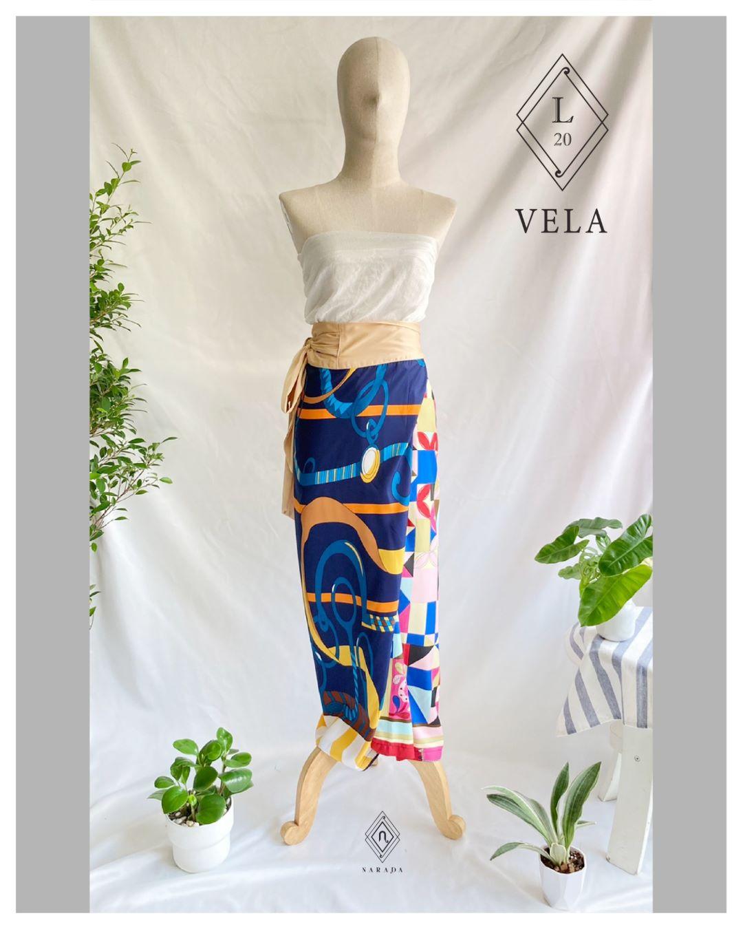 กางเกงผ้า Vela by Narada L20