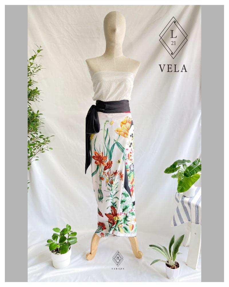 กางเกงผ้า Vela by Narada L21
