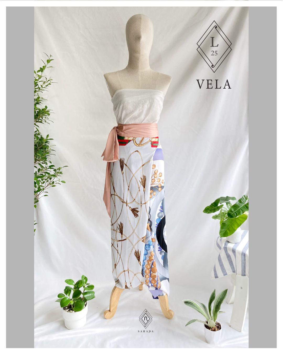 กางเกงผ้า Vela by Narada L25