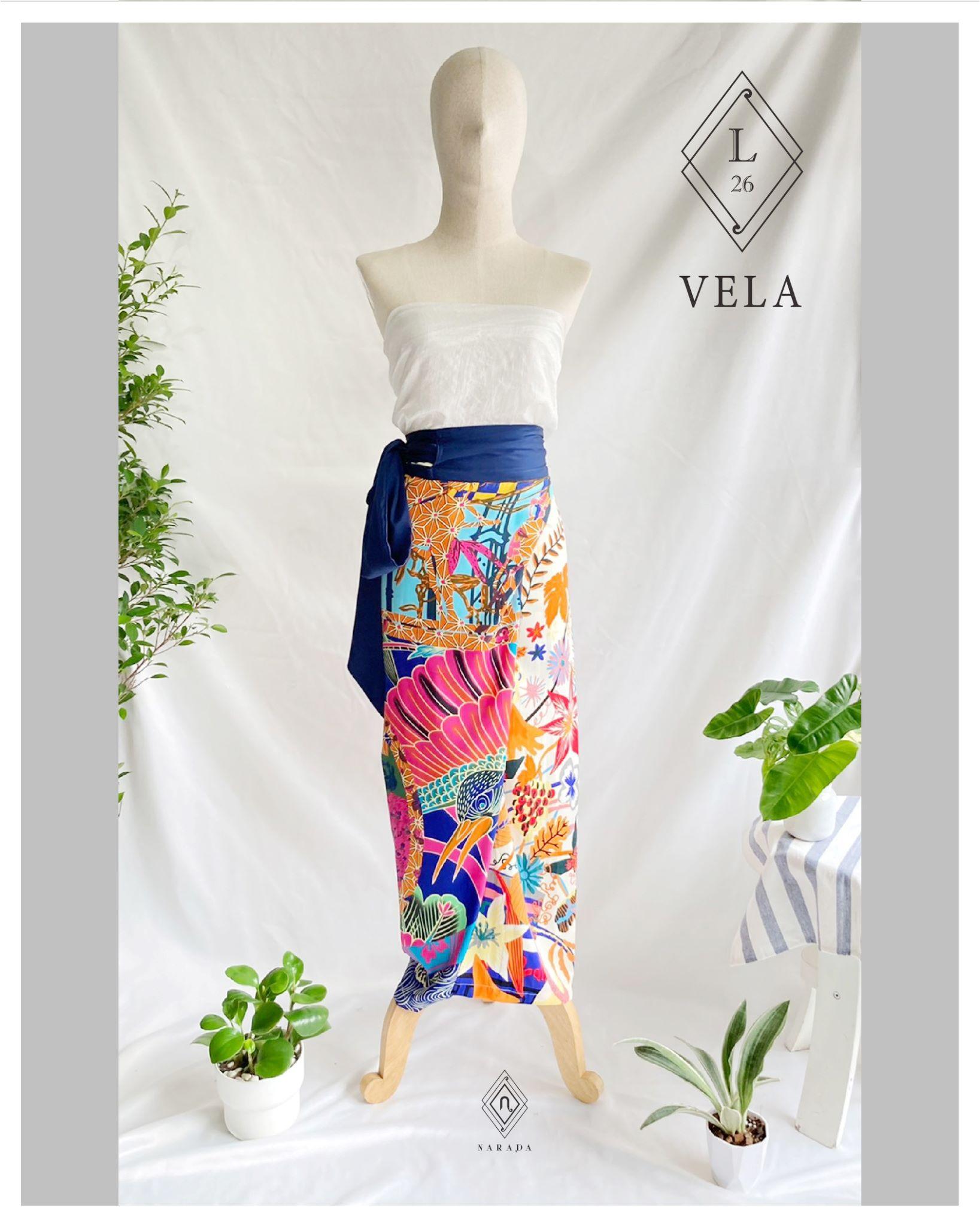 กางเกงผ้า Vela by Narada L26