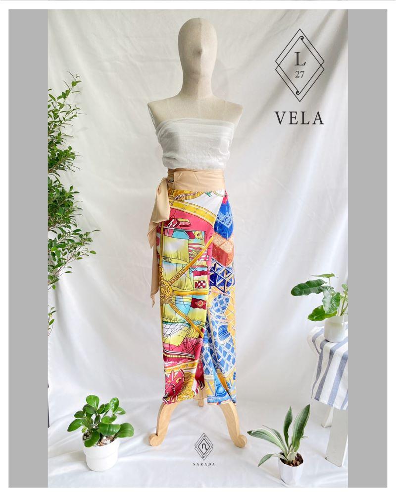 กางเกงผ้า Vela by Narada L27