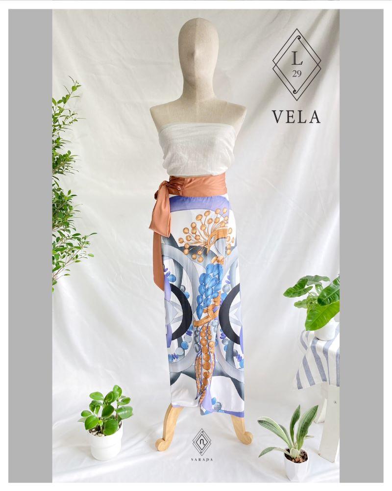 กางเกงผ้า Vela by Narada L29