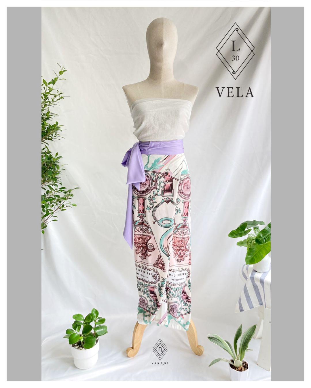 กางเกงผ้า Vela by Narada L30