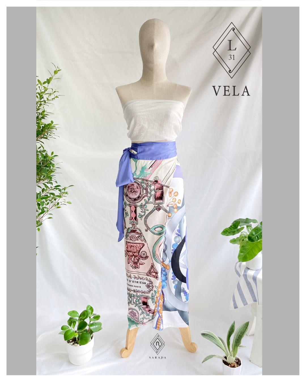กางเกงผ้า Vela by Narada L31